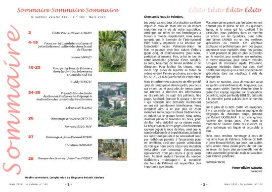 Sommaire 102